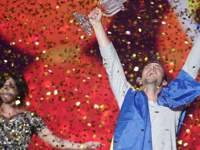 Schweden entscheidet den 60. Eurovision Song Contest in Wien für sich