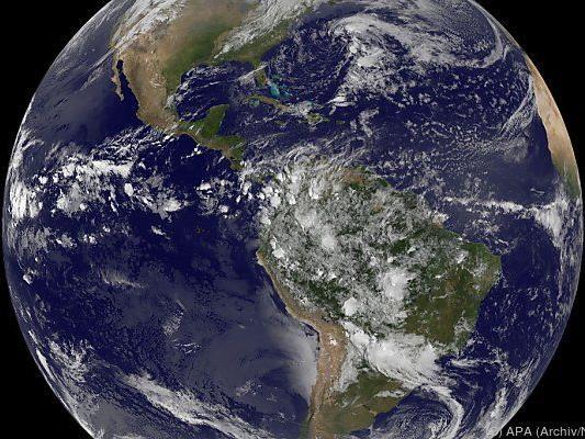 Eine Erde scheint dem Menschen nicht auszureichen