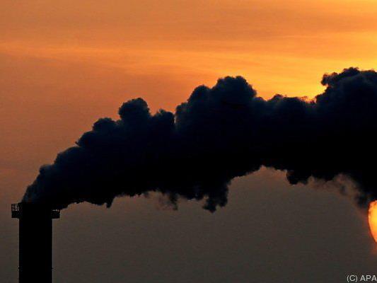 CO2-Ausstoß hat sich seit 2012 abgeflacht