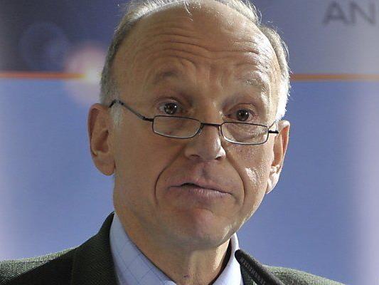 Space-Chef François Auque stellt neues Konzept vor