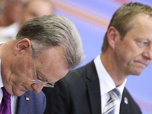 Niessl will sich nicht beugen und koaliert mit der FPÖ