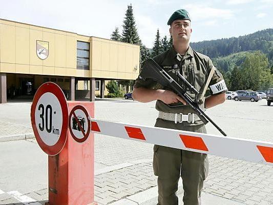Kaserne in Bleiburg wird wohl für Flüchtlinge geöffnet werden