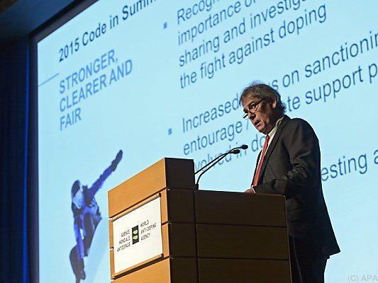 Kämpfer im weltweiten Anti-Doping-Kampf verlässt die Bühne