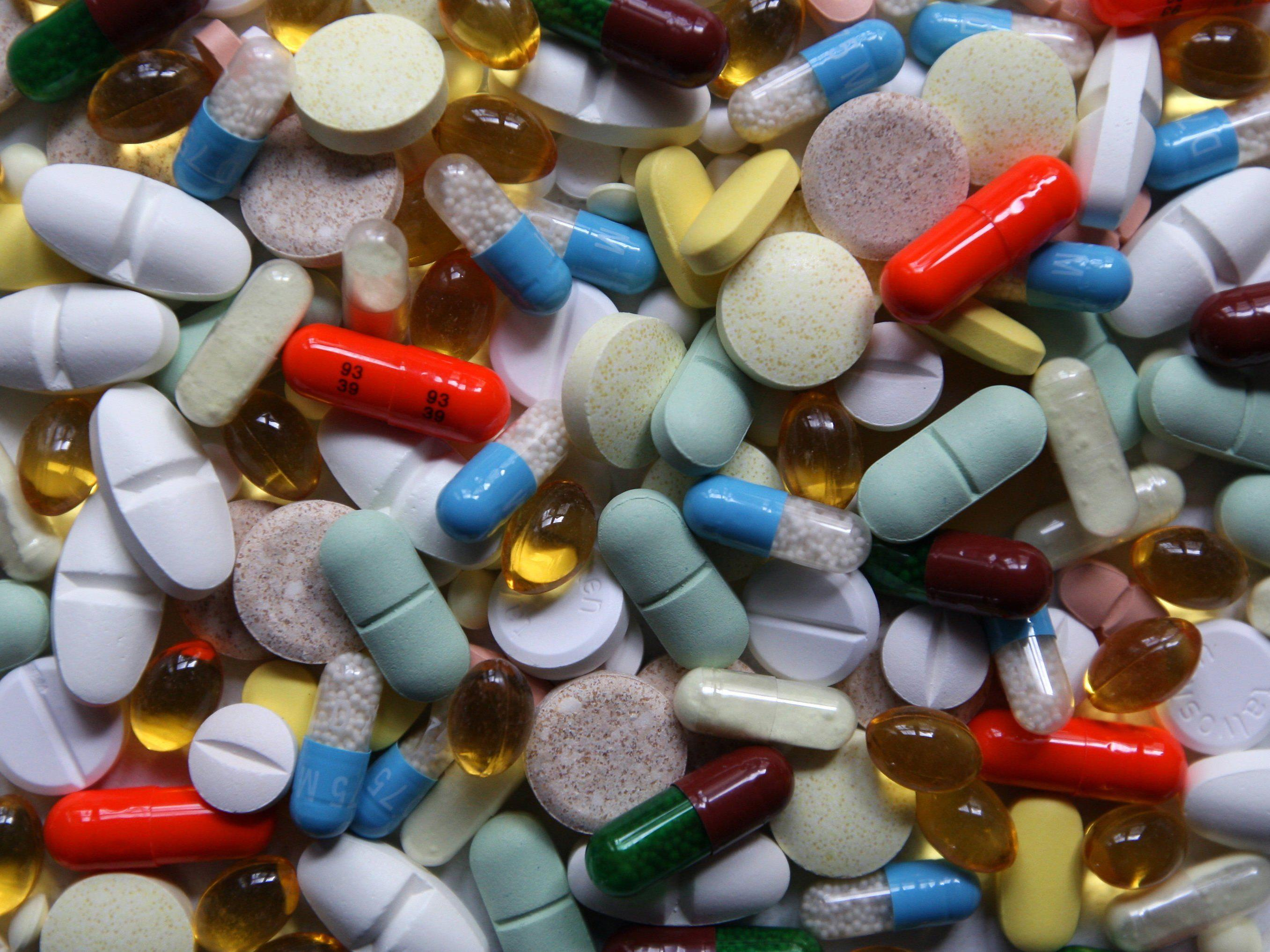 Ausschließlich für rezeptfrei erhältliche Medikamente.