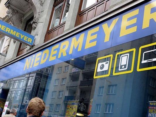 Das Konkursverfahren der Firma Niedermeyer ist beendet.