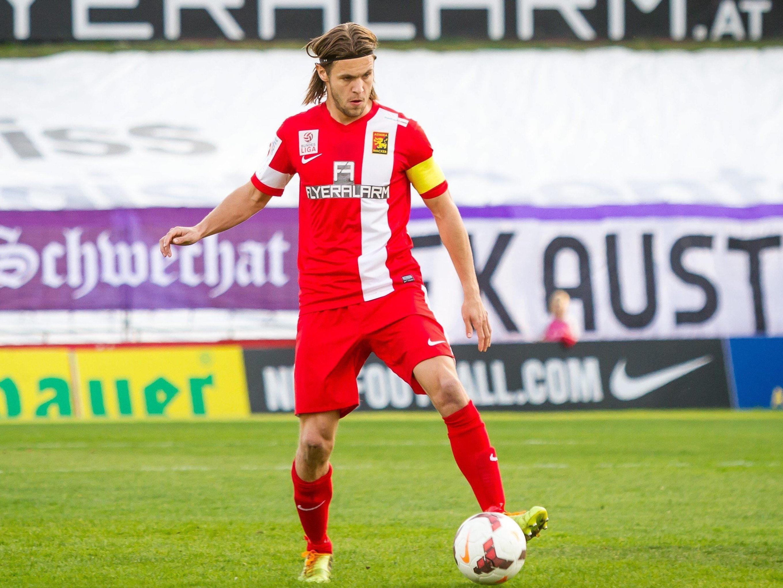 Richard Windbichler unterschrieb einen Vertrag bei Austria Wien.