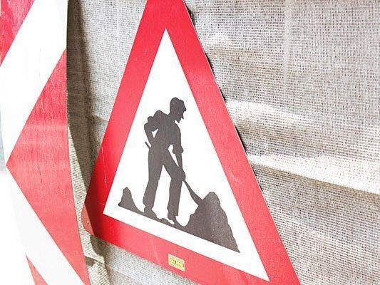 Auf der Simmeringer Hauptstraße kommt es zu Bauarbeiten.