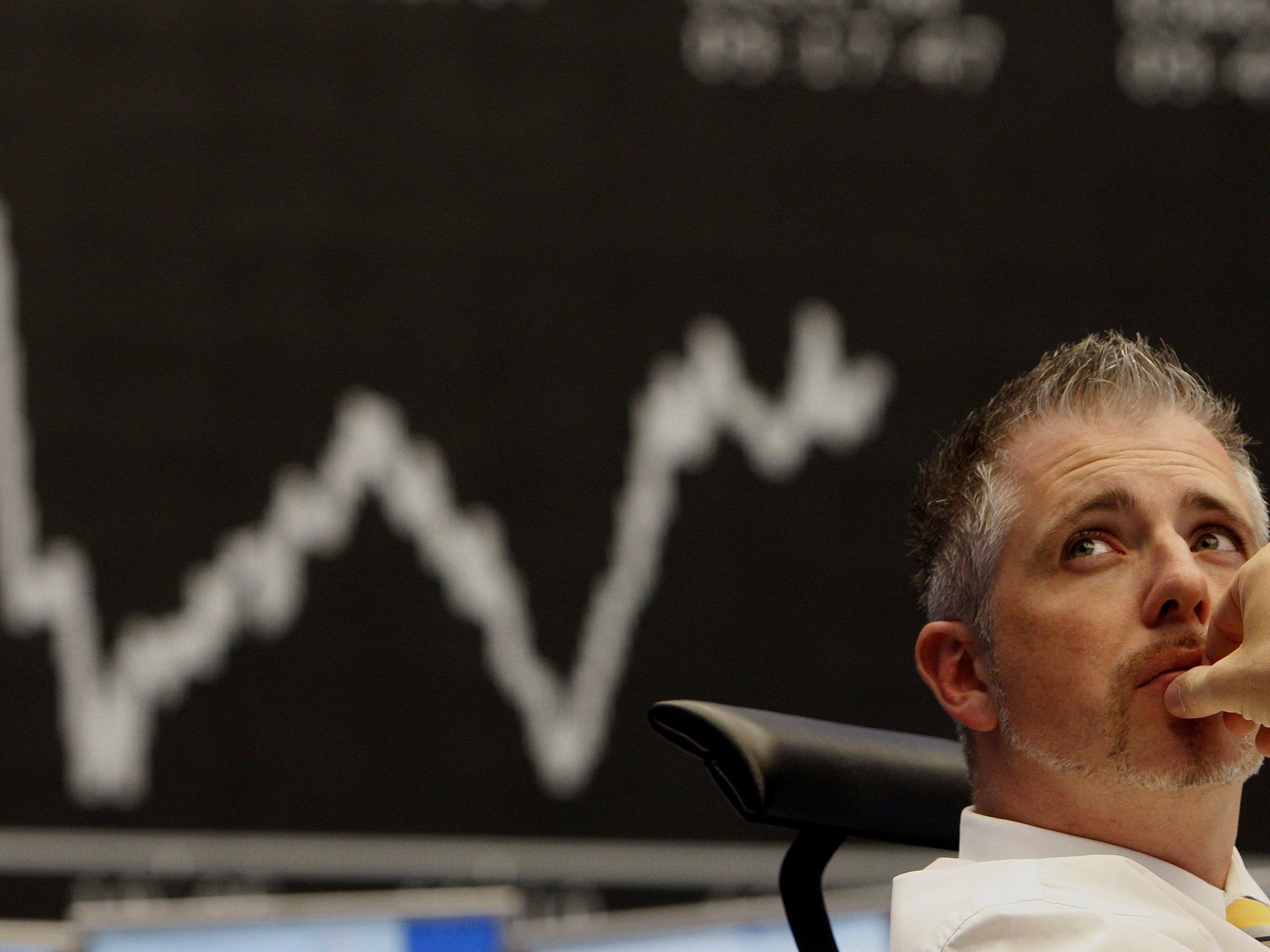 Wiener Börse startete am Montag tiefrot