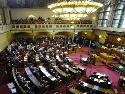 Debatte zum Wiener Rechnungsabschluss als Wahlkampfevent