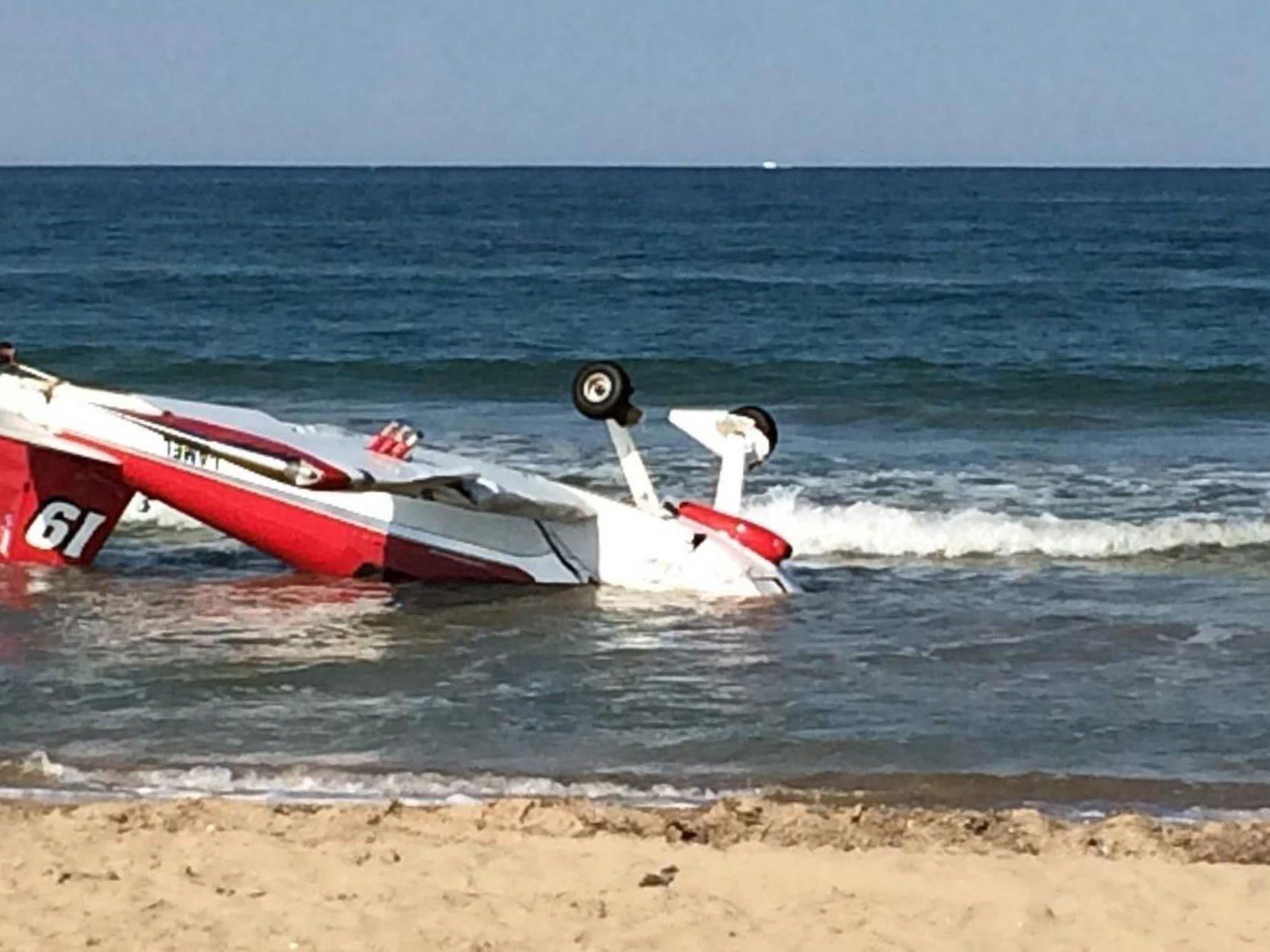 Toter bei Flugschau-Unfall in Italien.