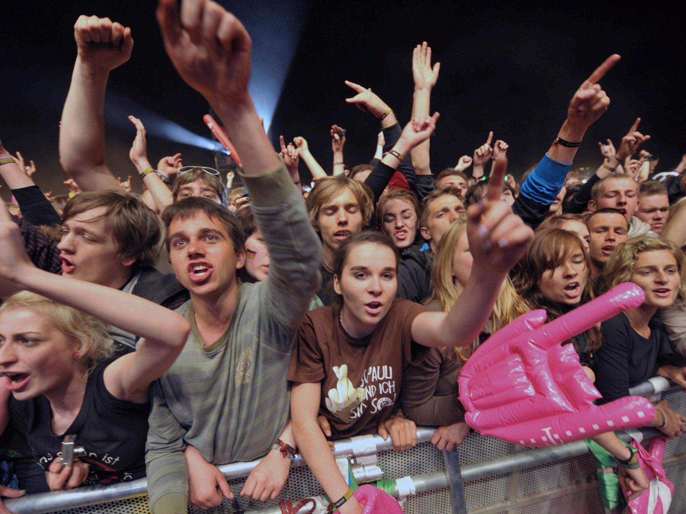Das sidnd ie Festival-Highlights im Sommer 2015.