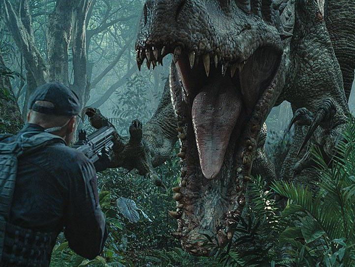 Großes Gebrüll an den Kinokassen - Der vierte Dinosaurier-Film sorgte für weltweiten Einnahmerekord.