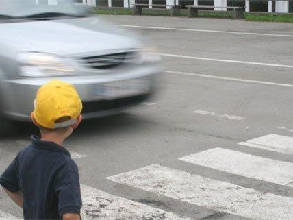 Wien-Floridsdorf: 4-jähriges Kind bei Verkehrsunfall verletzt