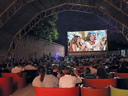 Kino im Schloss 2015: Das Film-Programm im Schloss