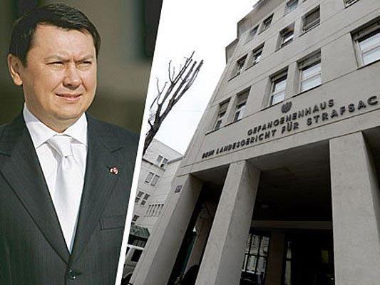 In der Causa Aliyev sind noch Fragen offen