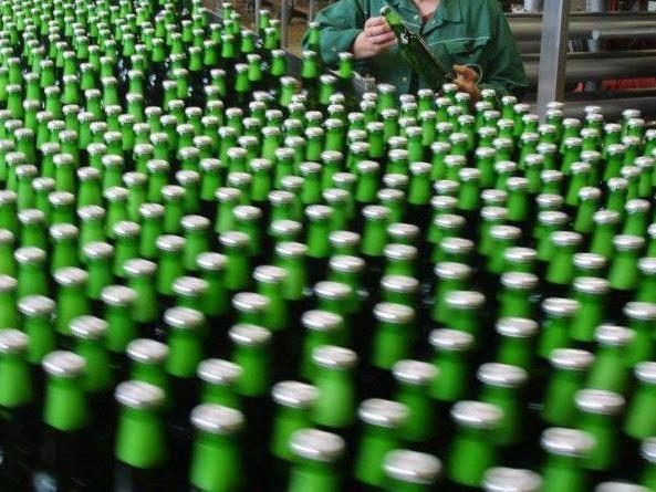 Alkohol am Steuer mit Firmenleitlinie des Brauereikonzerns nicht vereinbar