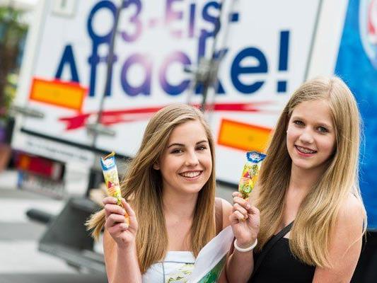 Am 3. Juli gibt es Gratis-Eis in Wien.