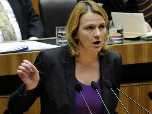 Dagmar Belakowitsch-Jenewein kann sich den Fehler nicht erklären.