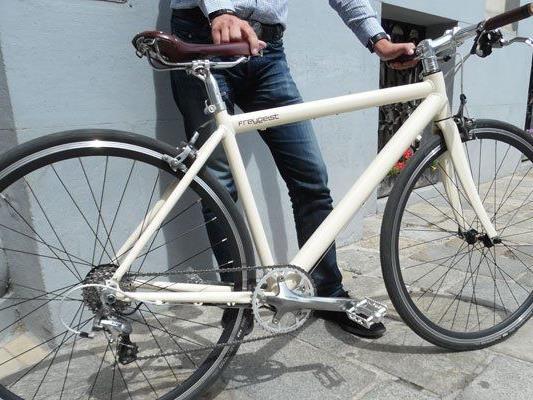 Dass es sich um ein E-Bike handelt, sieht man nicht auf den ersten Blick.