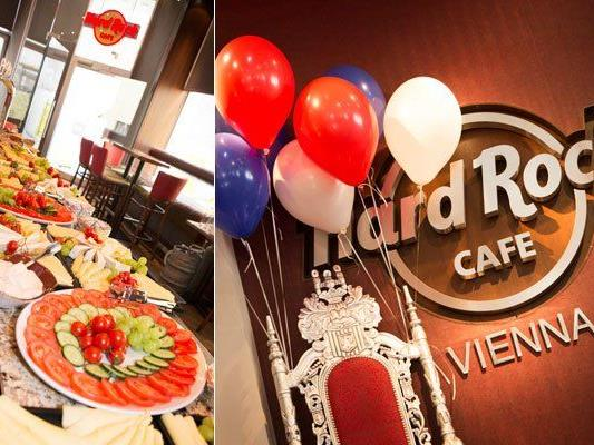 Am 4. Juli gibt es einen Unabhängigkeits-Brunch im Wiener Hard Rock Cafe.
