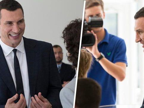 Wladimir Klitschko wird Dozent an der HSG St. Gallen.