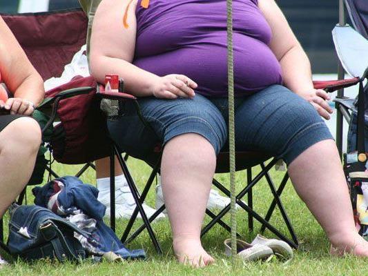 Ist immer und fetter sie fett wird Zu dicke