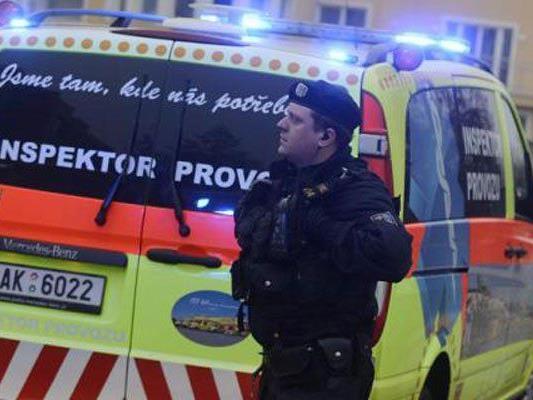 Die tschechische Polizei verstärkt die Kontrolle an den Grenzen.