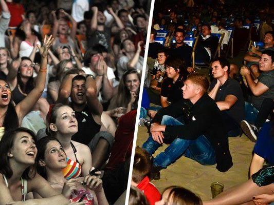 Beim Champions League Finale am Samstag kann beim Public-Viewing mitgefiebert werden.