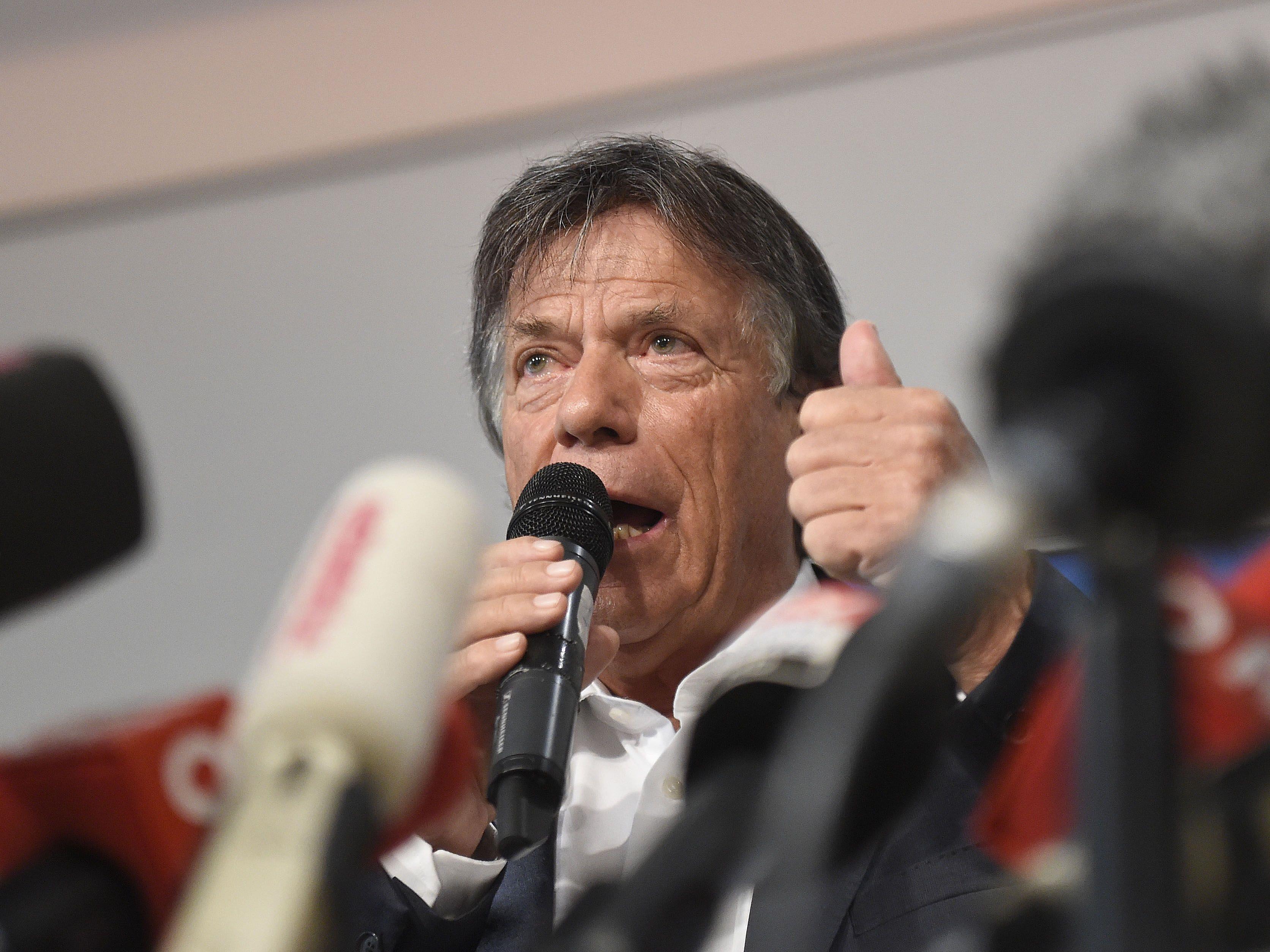 """Zweieinhalbstündiges Gespräch am Mittwochnachmittag mit Salzgeber als """"Mediator"""""""