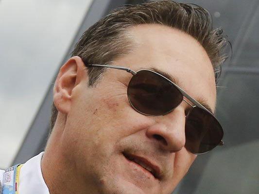 FPÖ-Chef Strache hat die Ziele für die Wien-Wahl hoch gesteckt.