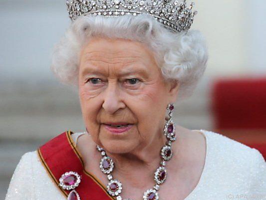 Die Queen soll in dem Film etwa sieben Jahre alt gewesen sein