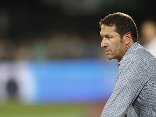 Sturm-Trainer Foda sah eine starke Leistung seiner Mannschaft