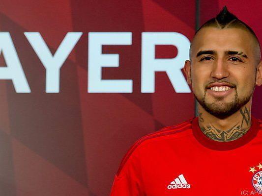 Vidal kostete gleich viel wie Götze