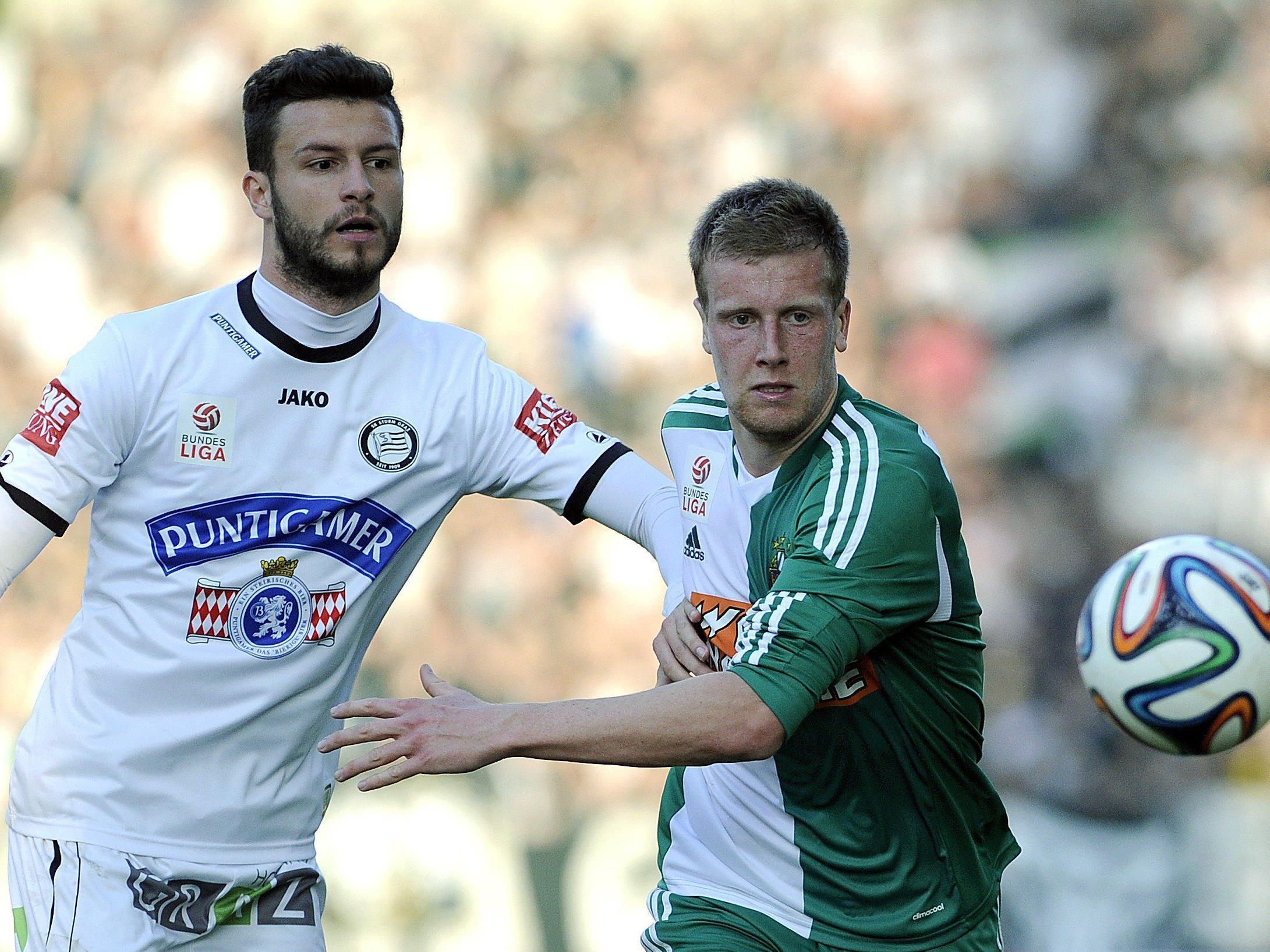 Brian Behrendt verlässt Rapid Wien .