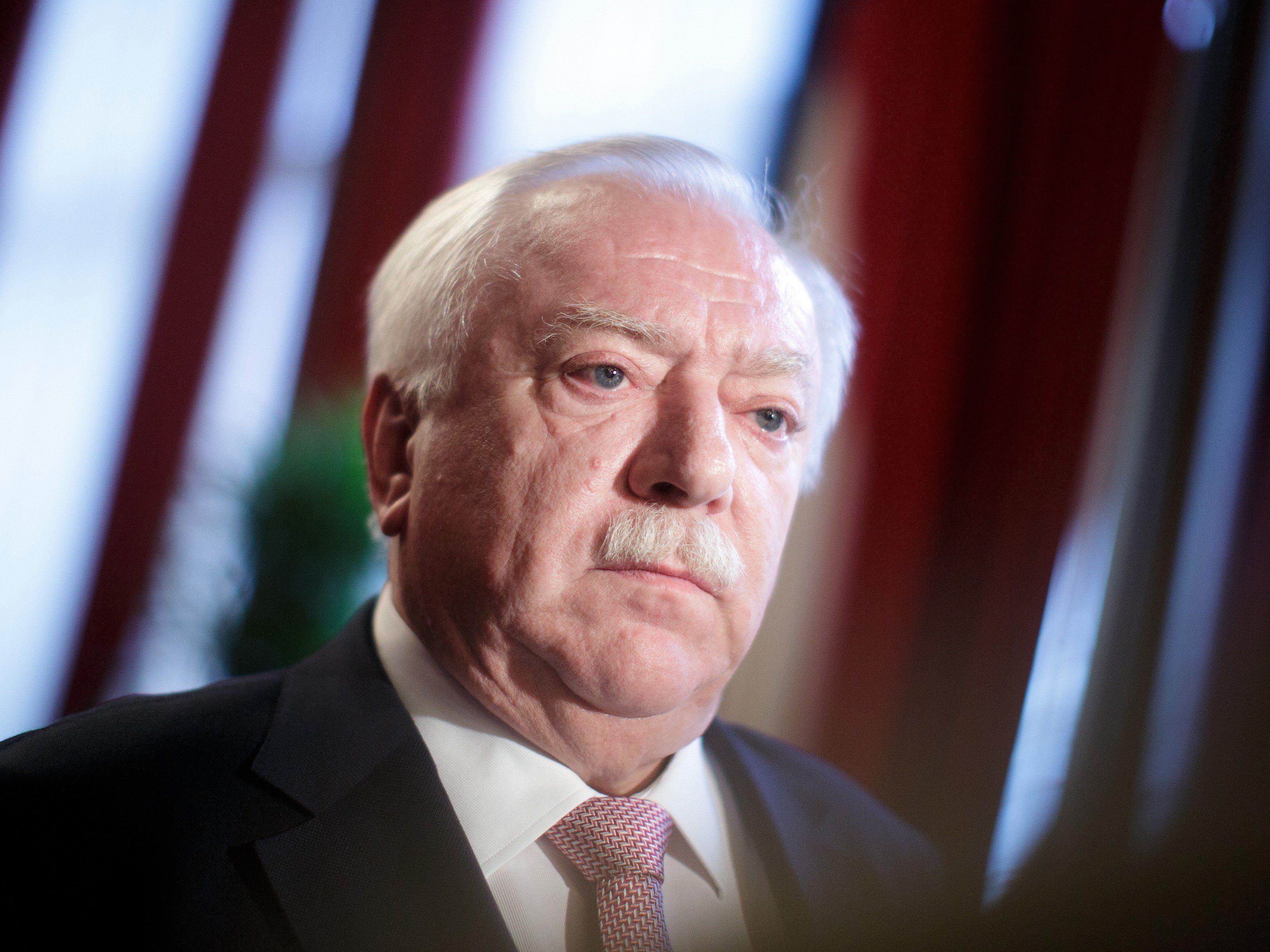 Rot-Blau - Häupl gibt Koalition im Burgenland Ablaufdatum