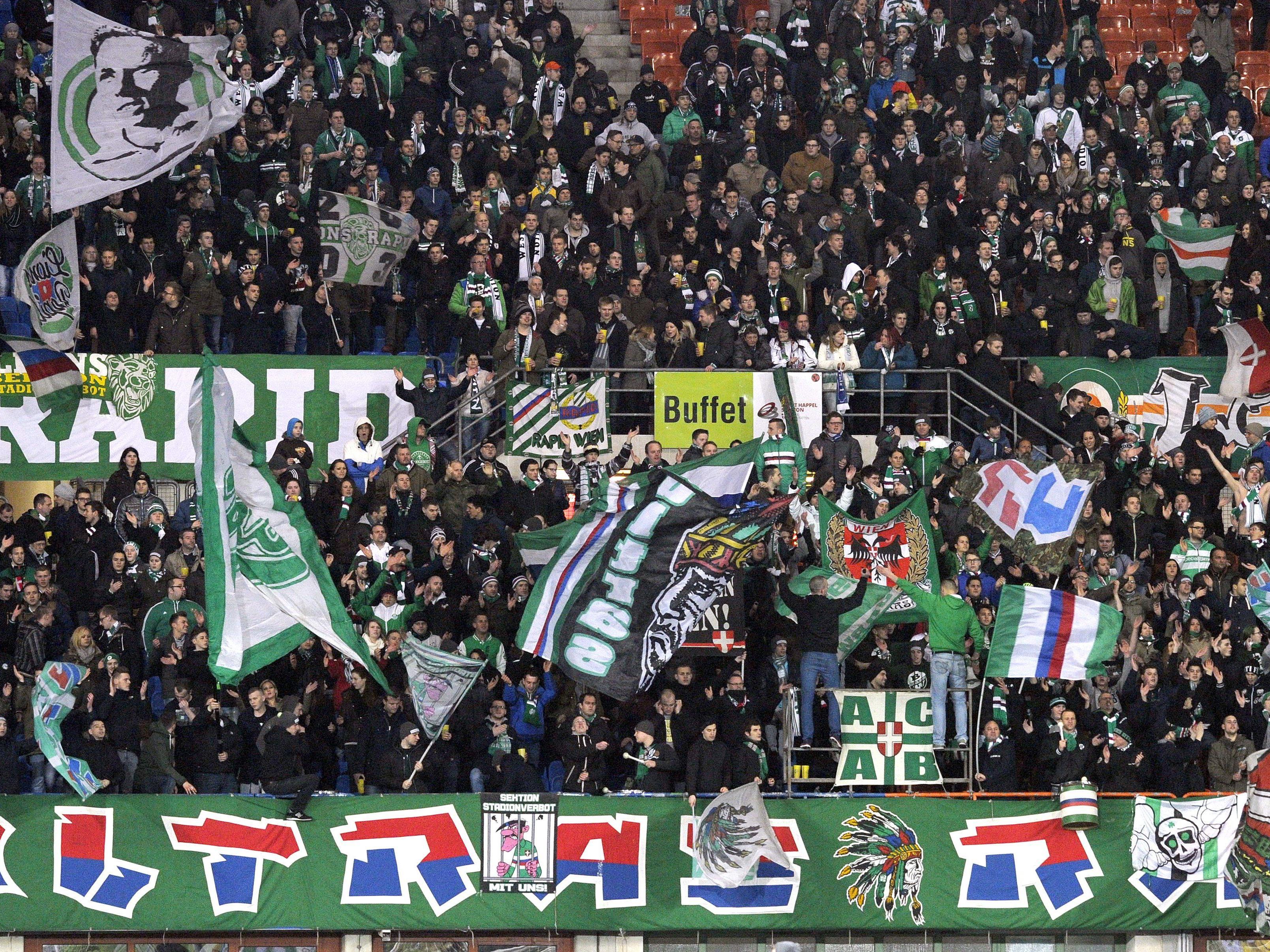 Rapid Wien trifft in der Champions League Qualifikation auf Ajax Amsterdam.