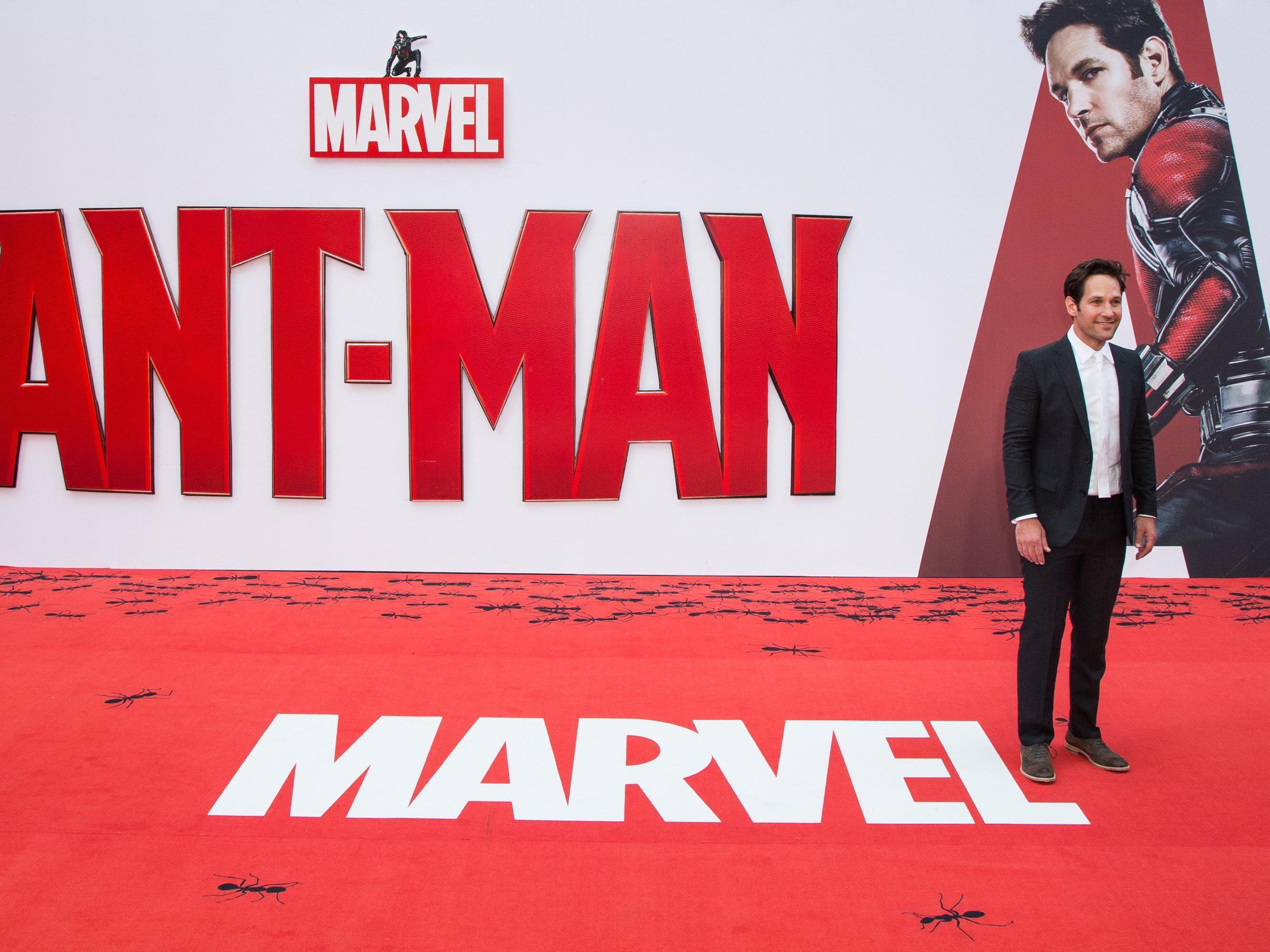 """Ant-Man"" an nordamerikanischen Kinokassen knapp vor ""Minions"""