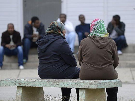 Asylwerber sind den vier jungen Männern, die auf Flüchtlinge schossen, offenbar ein Dorn im Auge
