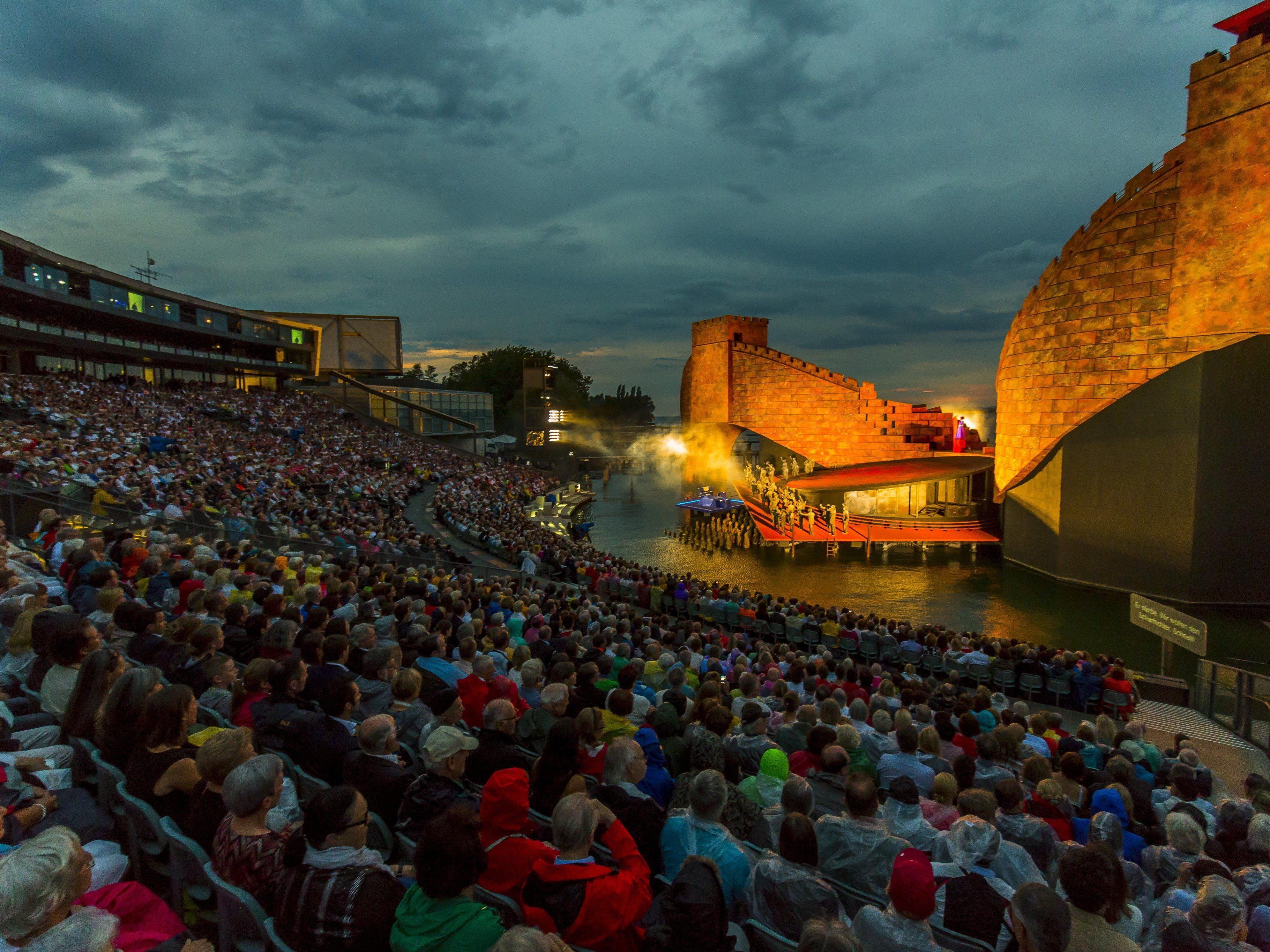 """Turandot"" feierte am Mittwoch Premiere."