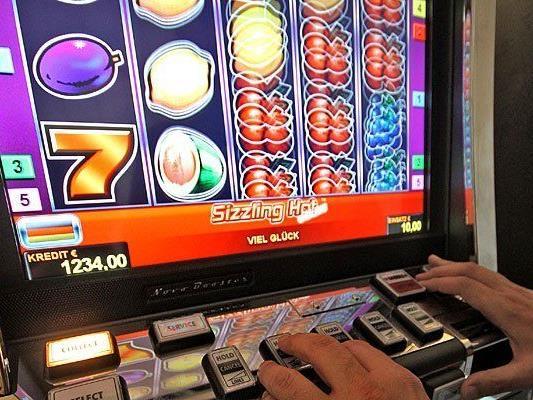 Spielautomaten wurden bereits verboten.