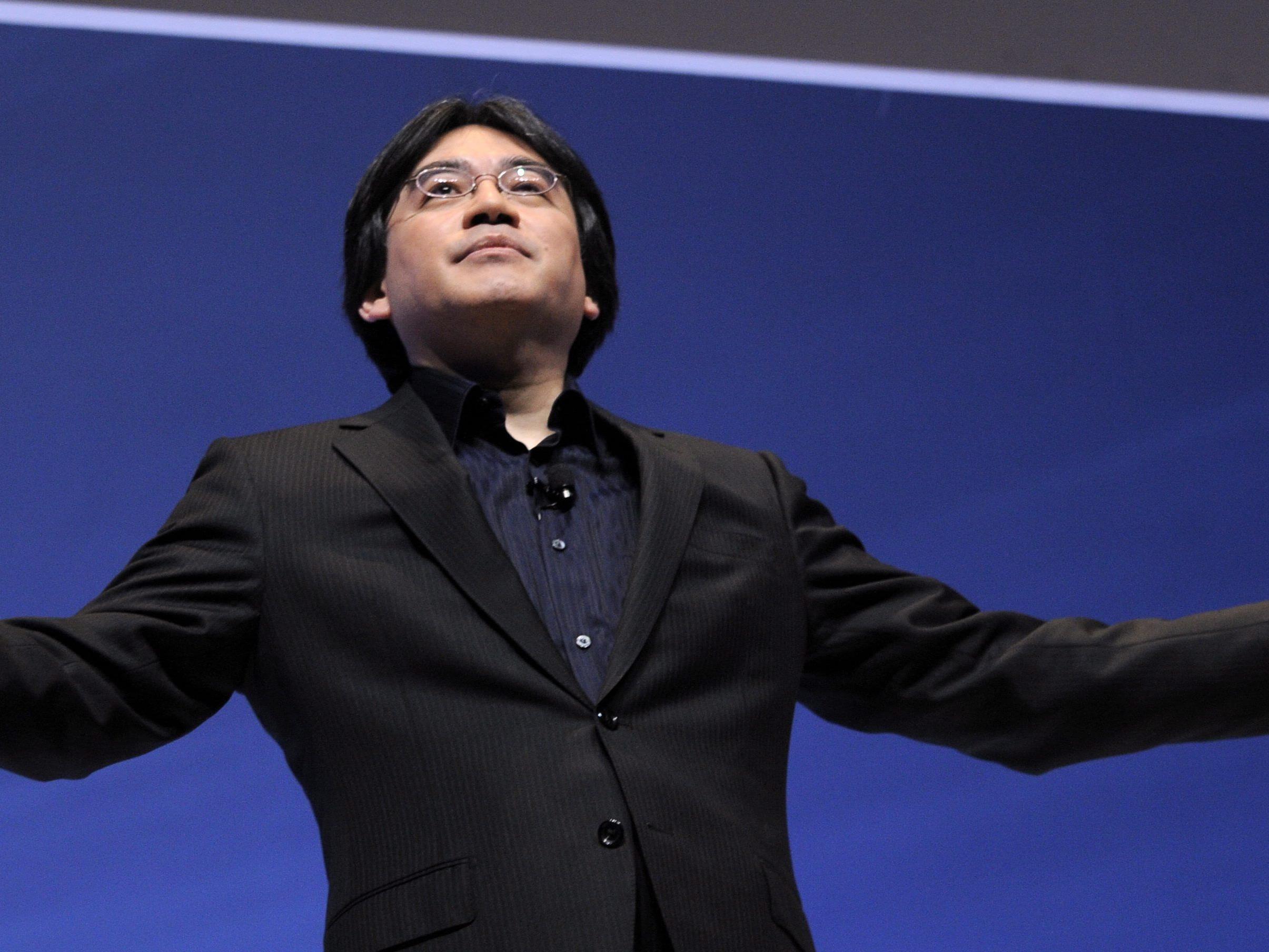Nintendo-Chef Iwata gestorben