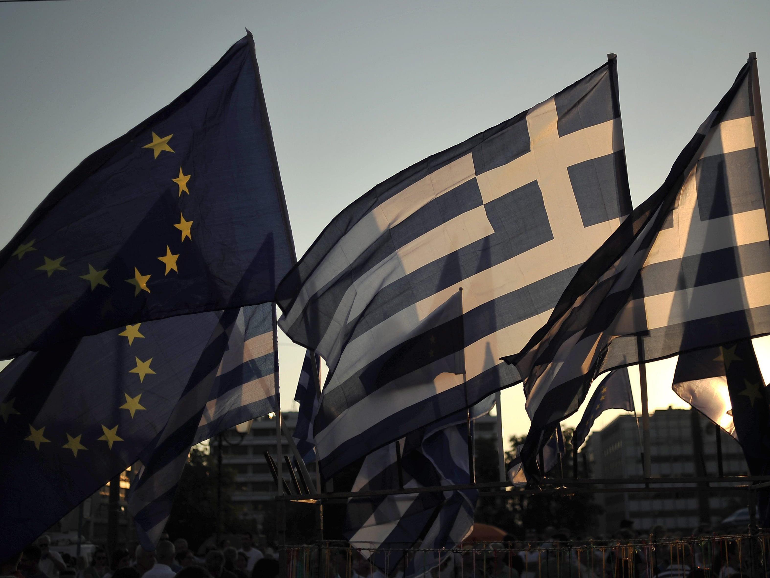 gastkommentar von Johannes Huber zum Thema Griechenland.