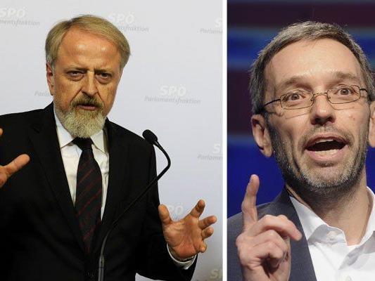 Einigkeit von SPÖ-Schmid bis FPÖ-Kickl - Schellings Vorschlag wird abgelehnt