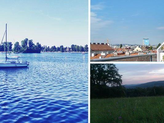So schön ist Wien im Sommer