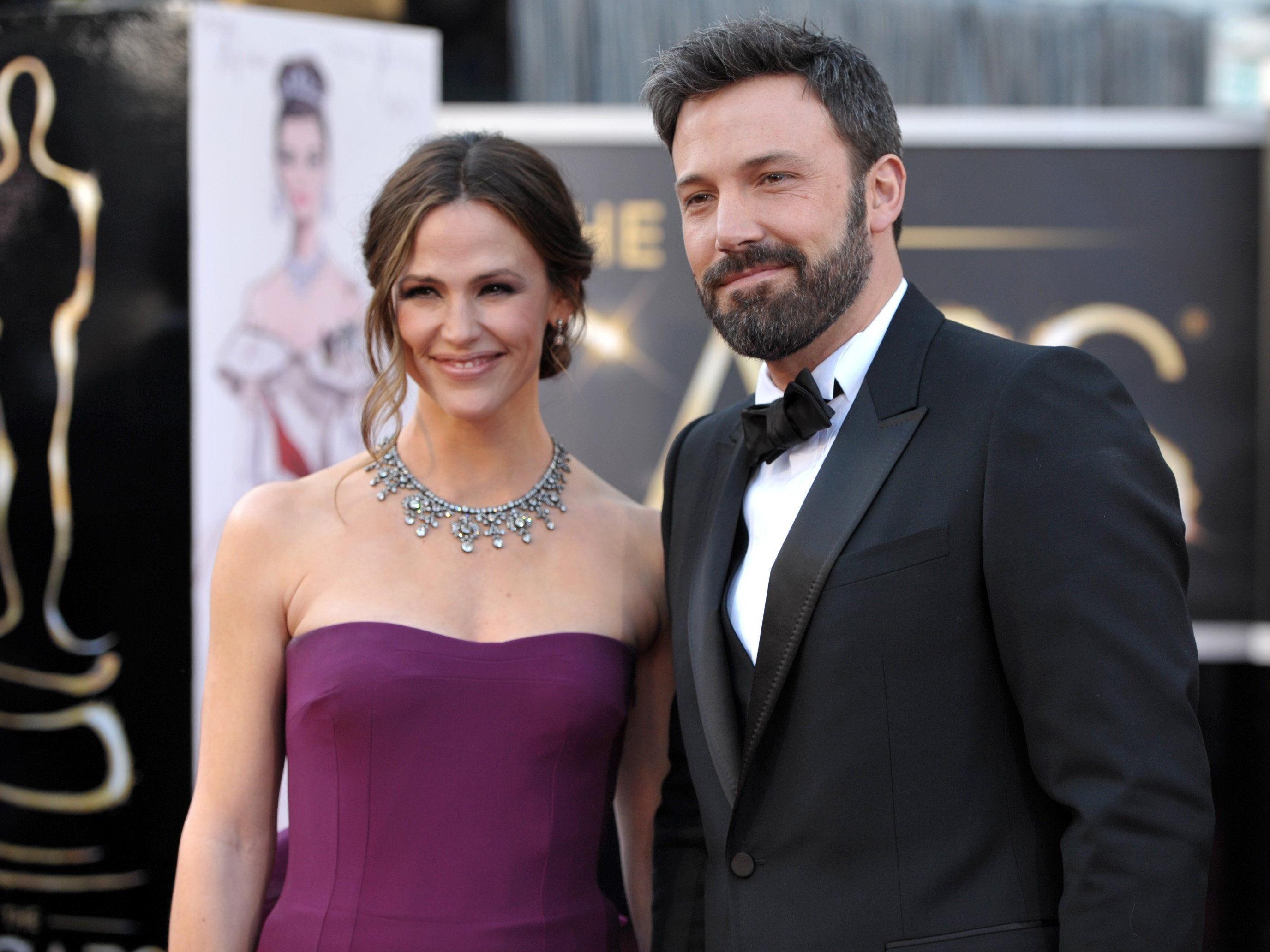 Jennifer Garner und Ben Affleck lassen sich scheiden.