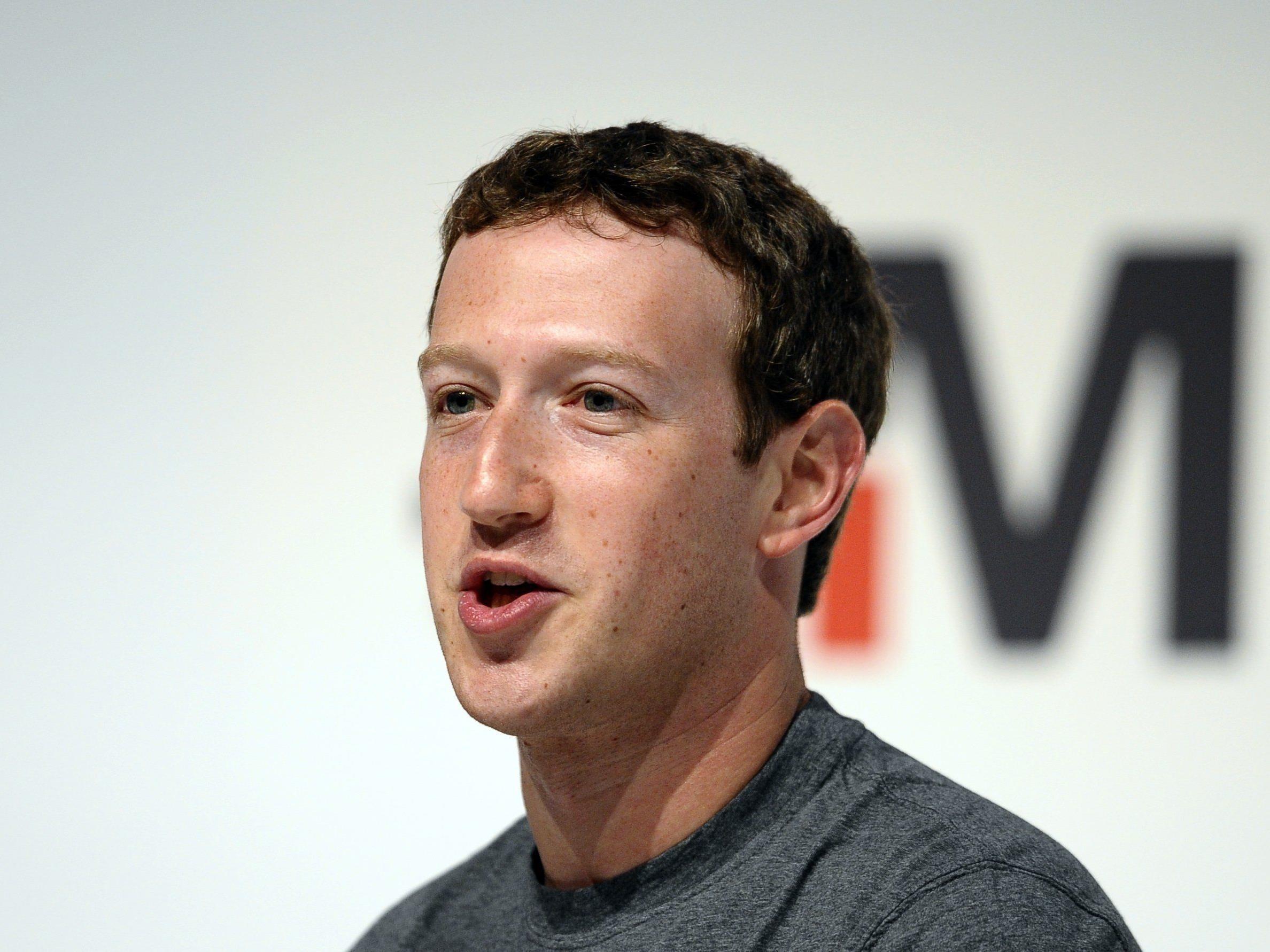 Mark Zuckerberg hat genaue Vorstellungen von der Zukunft des Internet.
