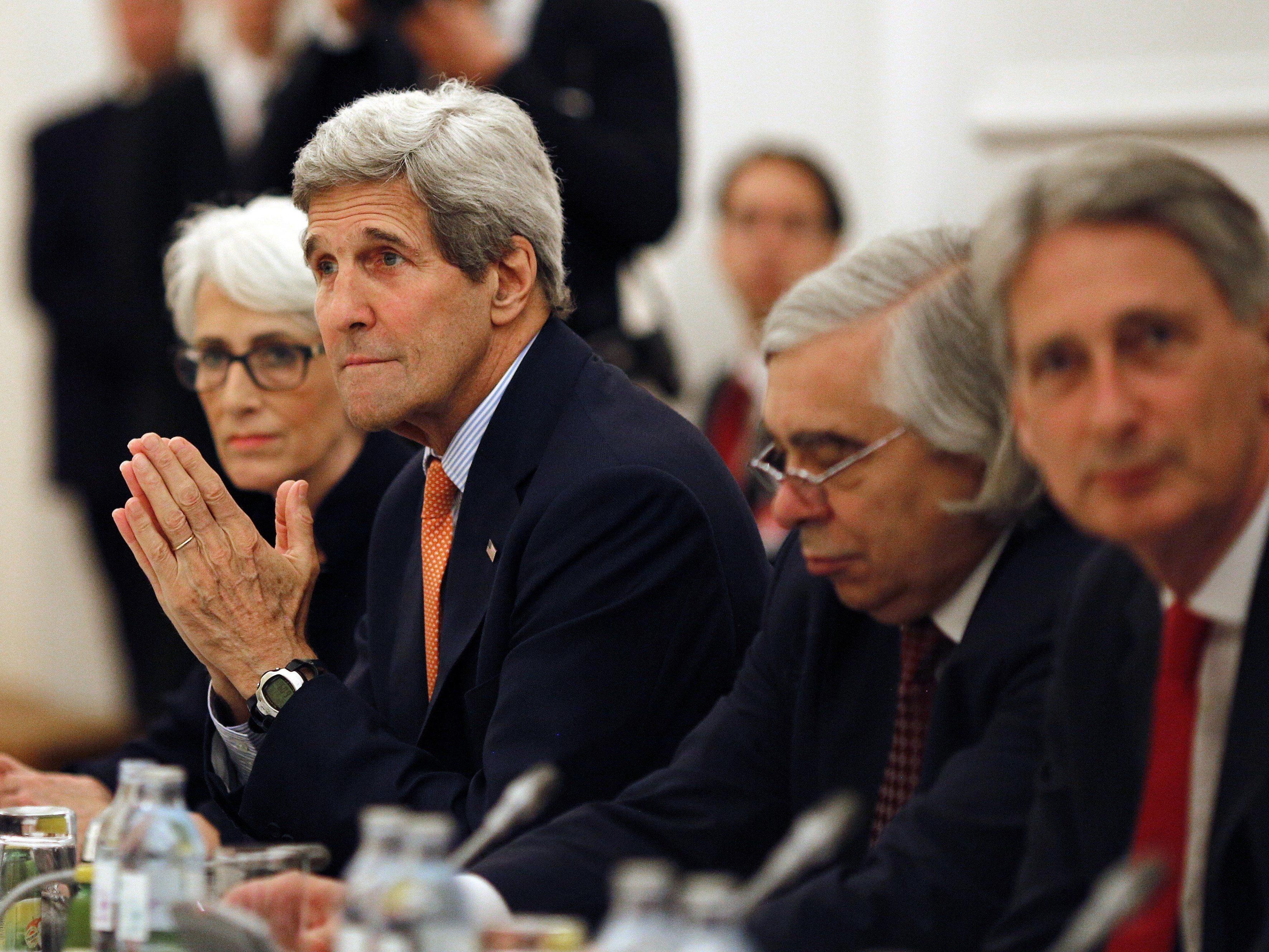 Die Atomverhandlungen mit dem Iran müssen erneut fortgesetzt werden.