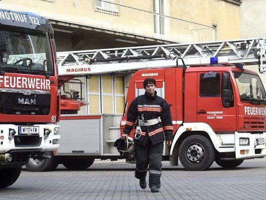 Am Dienstagabend hatte die Feuerwehr in Ottakring einen Einsatz.