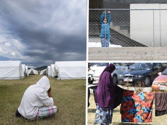 Flüchtlinge sollen in Österreich besser aufgeteilt werden