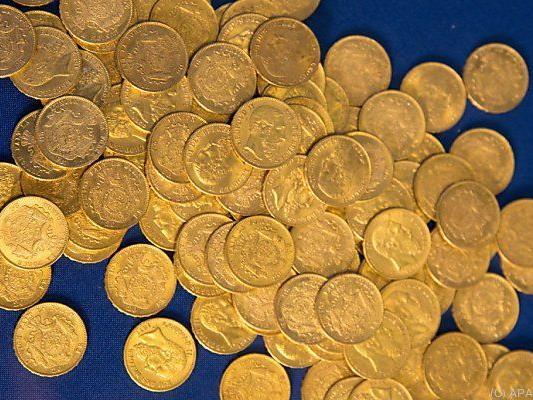 Forscher auf Spurensuche: Spektakulärer NS-Goldfund in Lüneburg